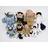 手人形バーナード:手人形と人形(小)