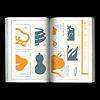 切り紙 切り抜き 紋きりあそび:巻末には作り方も紹介されています。