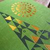 モミの木:布貼りの落ち着いた雰囲気
