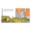黄色頭巾ちゃん(伊/英):オオカミ登場。車やビル、信号機もコピーを使った表現です。