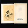 岩波少年文庫の装丁の歴史:写真03:第3期。「長い冬」の口絵。