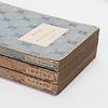 岩波少年文庫の装丁の歴史2(創刊時の4冊を観る):