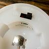 電池式ティーライト2個セット:ON/OFFボタン