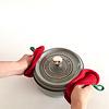 りんごの鍋つかみ2枚セット: