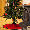 クリスマスツリーマット / クリスマスツリースカート: