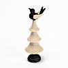 バードコール 木 白木: