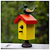 バードコール 鳥小屋 カラー:
