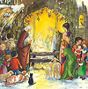 アドベント 聖誕の夜: