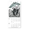 あべ弘士カレンダー2014: