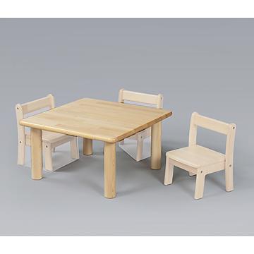 角テーブルW60×D60cmAE-23-b H33cm