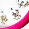 メロディ時計 ドイツの子どもの歌: