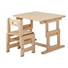 プレイチェア:プレイテーブルと(高い状態)