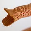 鯉のぼりセットNoB(小):吹き流し(シナ積層材)