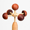 鯉のぼりセットNoA(中):風車(カリン)は飾り