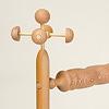 鯉のぼりセットNoB(大):風車(シナ積層材)は飾り