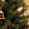 【送料無料】クリスマスツリー150cmH:葉のつくり