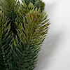 壁掛式クリスマスツリー:裏面上部にモールの輪が付いています。