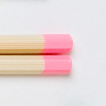 子ども用はし 小学校低学年(17cm)ピンク