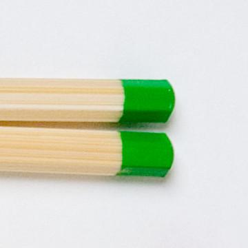 子ども用はし 小学校高学年(19cm)緑