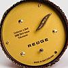 コレクターズオルゴールベル2008:底には、年、曲名とともに、刻印されたシリアルナンバーがあります。