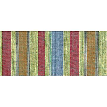 KH415 銀杏円びな五段飾り普通垂幕(緑)