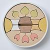 KH415 銀杏円びな五段飾り:4段目