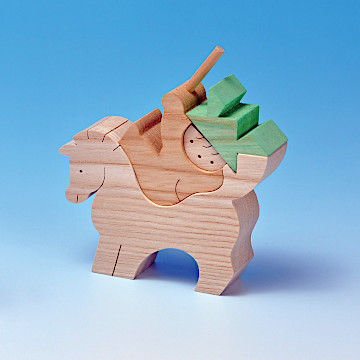 KK107/207 馬乗りかぶと童子馬乗りかぶと童子