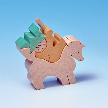 KK107/207 馬乗りかぶと童子馬乗りかぶと童子(小)