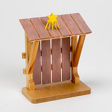 フラーデのクリッペベツレヘムの馬小屋