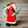 WH225/525 ベティーナ サンタクロース(木とベルとプレゼントの袋):