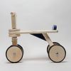 はじめての木製バイク:
