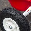 三輪車プレミアム ホワイト:エアタイヤ仕様