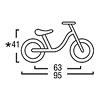 ラーニングバイクLRXL: