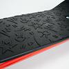 スクーター三輪 R1:PUKYのロゴを使った凹凸