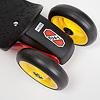 スクーター三輪 R1:後輪は2つなので安定しています
