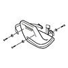 シートベルト(三輪車用):取付け方イメージ