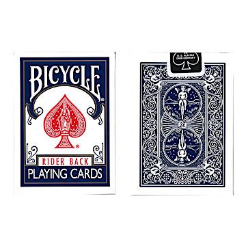 BICYCLE RIDER BACK (バイスクル ライダーバック)青