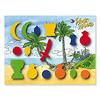 お宝騒動:宝石ボードには様々な宝物が描かれています。1枚ごとに異なります。