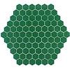 セレンディピティ:初期配置。一辺6枚の6角形。