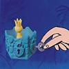 お姫様を助けるのは誰だ:鍵を見つけたら、塔の周りの6つの扉から一つだけ選んで、鍵穴に差し込みます。正解は1つ。