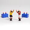 ティップキック レトロエディション:標準的ゴールキーパー(レトロなつや消し塗装、しかも顔つき)