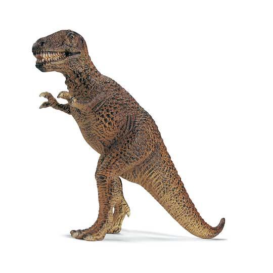ティラノサウルスの走行速度