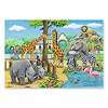 ジグソー2×24 動物園へようこそ: