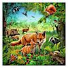 ジグソー3×49 世界の動物: