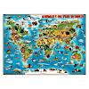 ジグソーパズル300 どうぶつ世界地図: