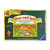 ウサギとハリネズミ:箱表面