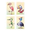 バーディーパーティー:鳥は4種類