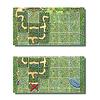 アミーゴバンデット:道カードは、道がつながるように置きます。