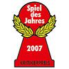 ズーロレット:2007年ドイツ年間ゲーム大賞