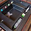 ハイパーロボット:丸いチップと四角いチップ